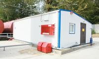Блочно-модульная станция водоподготовки ВОС